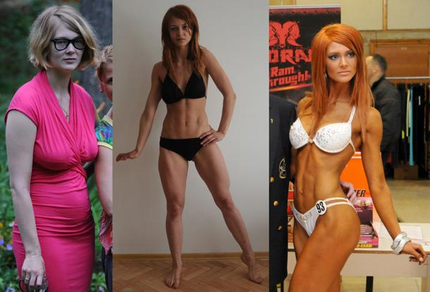 Фитнес бикини маша докучаева